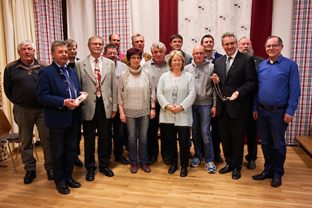 Vorstand und Beirat der Regensburger Diözesanfußwallfahrt e.V.